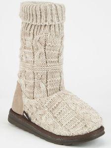 MUK LUKS Cerine sweater boots